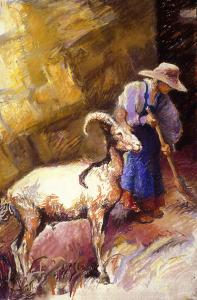 Ellen Dreibelbis Paintings in PASTELS USA Exhibition